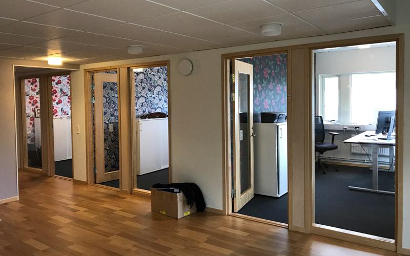 Nytt kontor i Kungsbacka